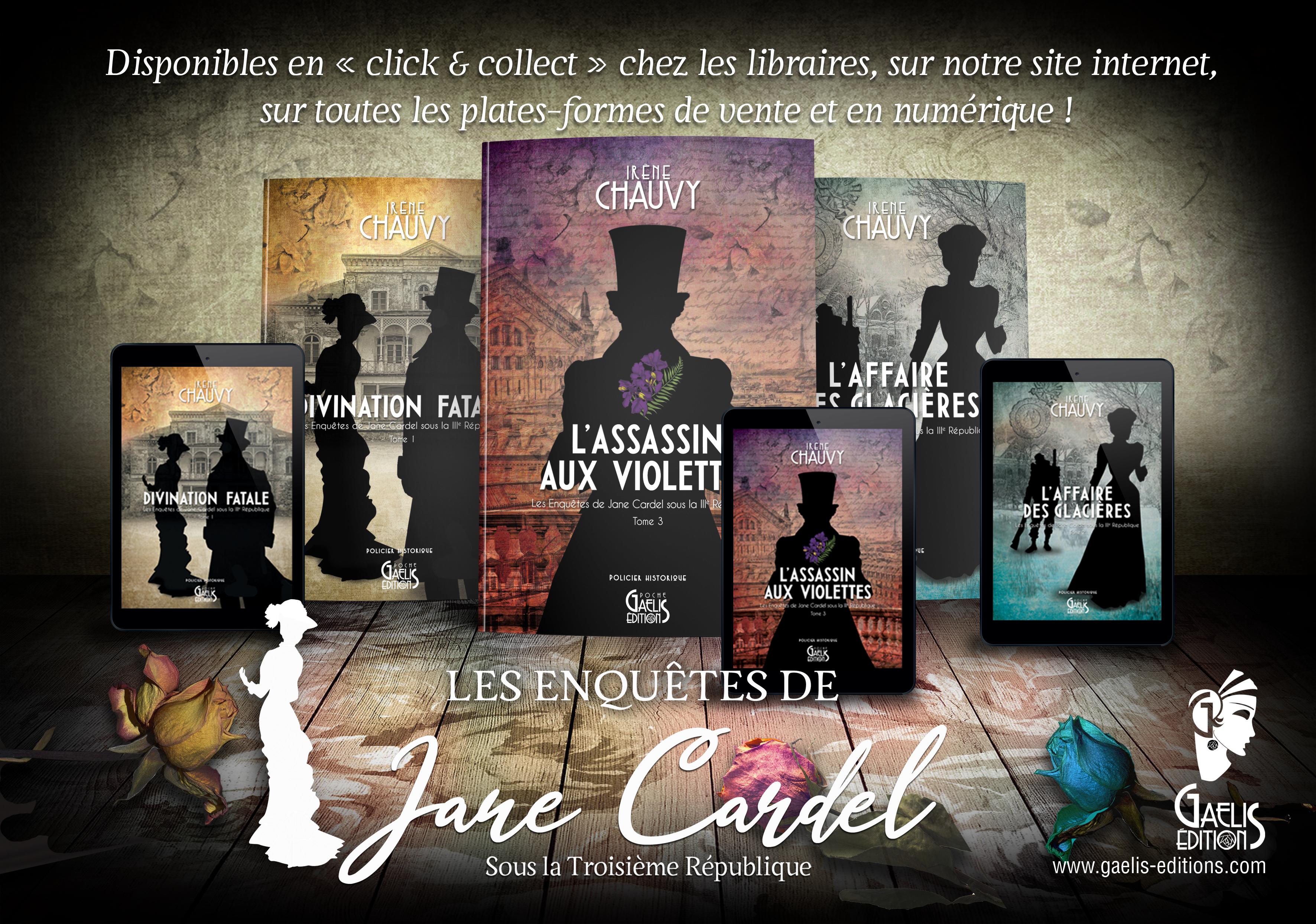Pub-Jane Cardel-Gaelis Éditions