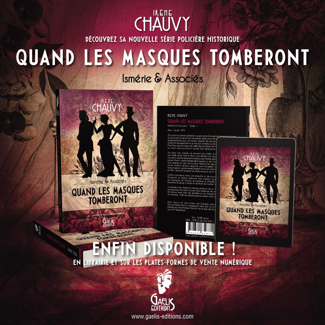 Ismérie&Associés-Gaelis Éditions